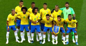 Seleção Brasileira na Copa do Mundo de 2018 (Divulgação)