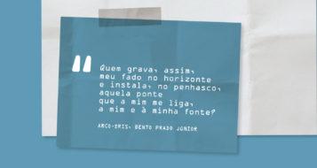 'Arco-íris', de Bento Prado Júnior