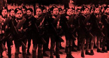 Jovens da Opera Nazionale Balilla, organização juvenil do fascismo italiano (Reprodução)