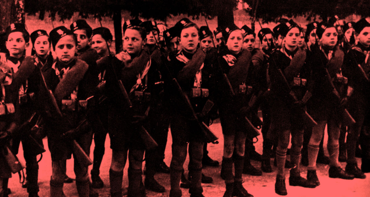 Por que dizer fascismo: o centauro de Maquiavel