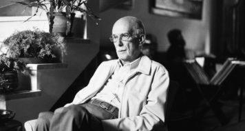 O crítico literário e professor Antonio Candido (Itaú Cultural / Divulgação)
