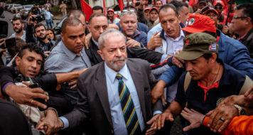 O ex-presidente Luiz Inácio Lula da Silva (Eduardo Figueiredo/ Mídia NINJA)