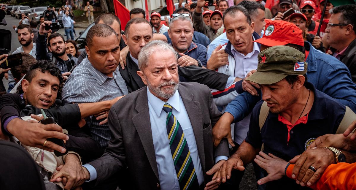 Um Judiciário contra a justiça: entre soltar e prender Lula