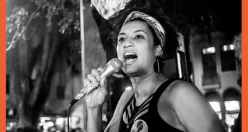 A socióloga e vereadora Marielle Franco(Divulgação)