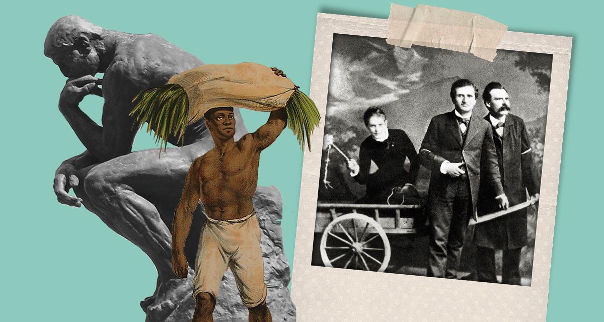 Escravidão, trabalho e ócio em Nietzsche