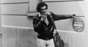 Herbert Daniel em Paris, entre 1976 e 1980