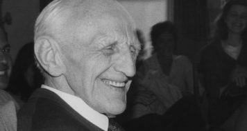 Winnicott, década de 1960 (Cortesia de Winnicott Trust e Wellcome Collection, Londres)