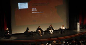 Andrea Dip, Manon Paulic e WIlson Gomes (Foto: Rachel Sciré)