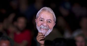 Lula PSB - PT ( Mauro Pimentel / AFP)