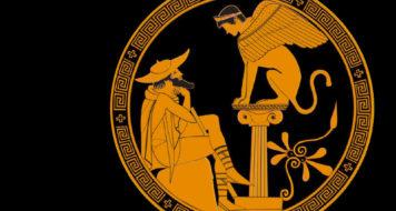 Édipo e o Enigma da Esfinge (Reprodução)