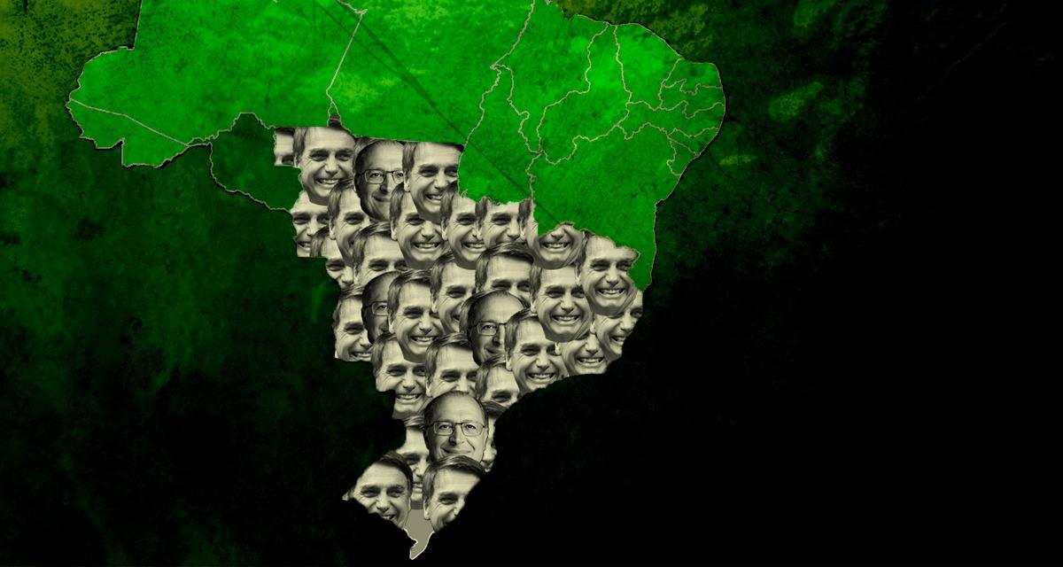 O Tucanistão virou um Bolsonazistão e ninguém achou estranho