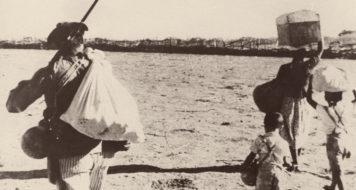 Cena de Vidas secas, 1963. Obra de Nelson Pereira dos Santos, baseado em romance de Graciliano Ramos, representa o melhor da primeira fase do Cinema Novo (Divulgação)