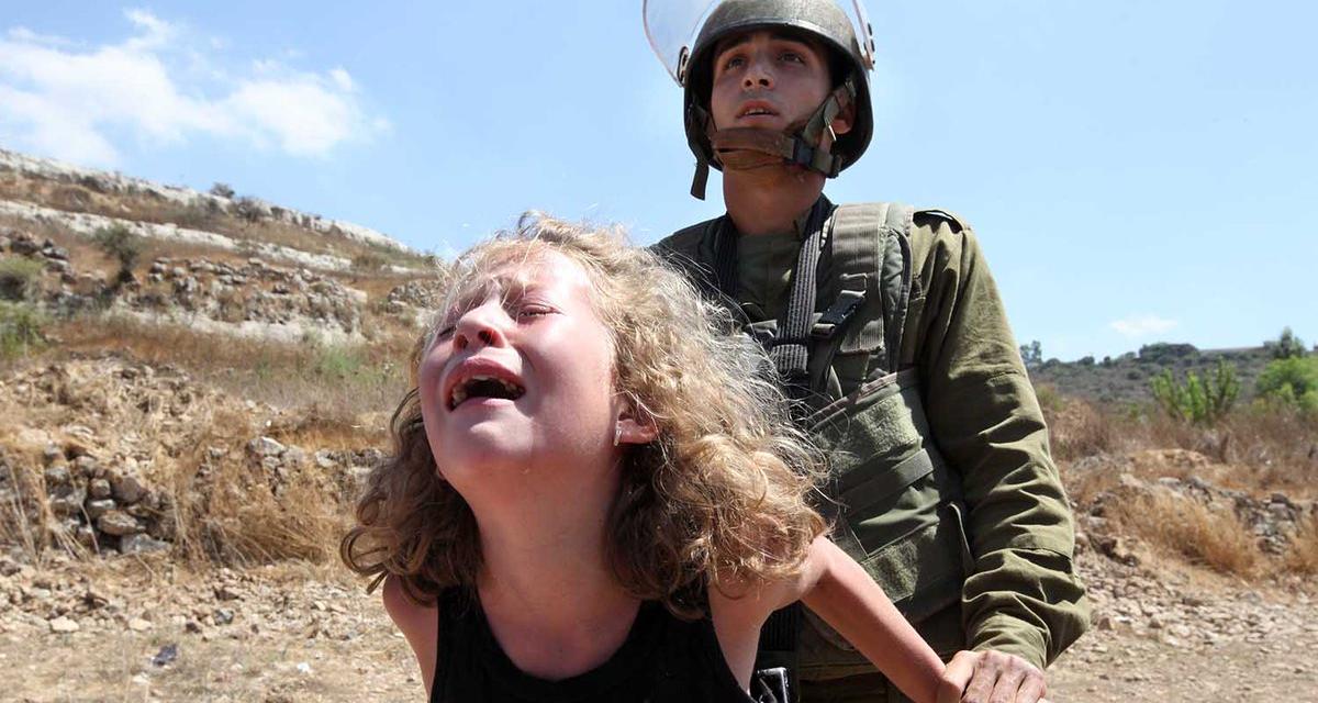 Israel e o roubo da infância palestina
