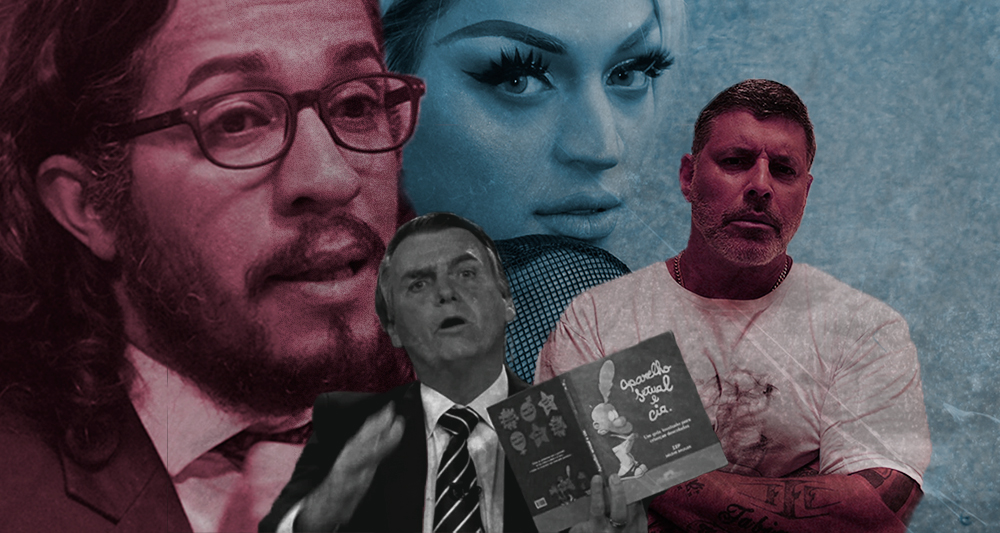 Sexologia política: sobre Bolsonaro, Frota, Jean Wyllys e Pabllo Vittar