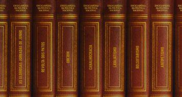 Novíssima enciclopédia da política nacional (Revista CULT)