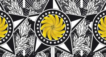 Vazio republicano (Arte Andreia Freire)