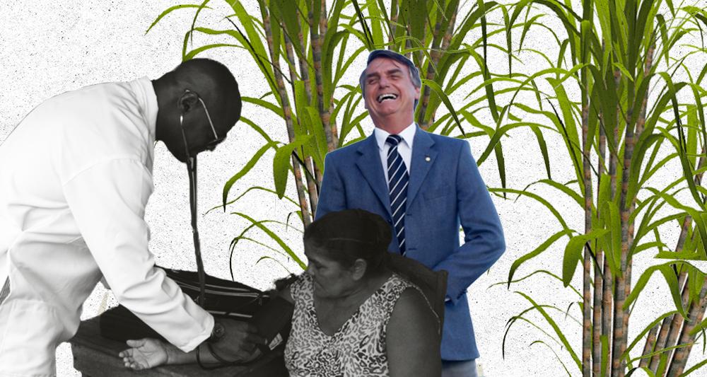 O bolsonarismo e os médicos cubanos