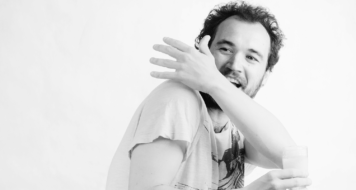 O escritor Leonardo Marona (Foto Renata Lima)