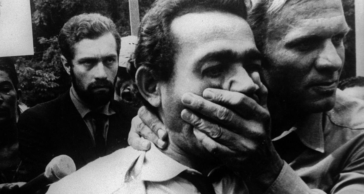 Coordenadas de uma estética: cinema e ditadura