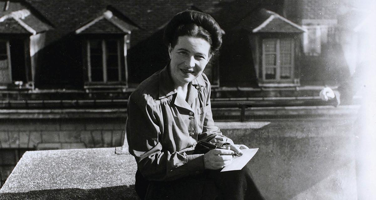 Simone de Beauvoir: biblioteca básica