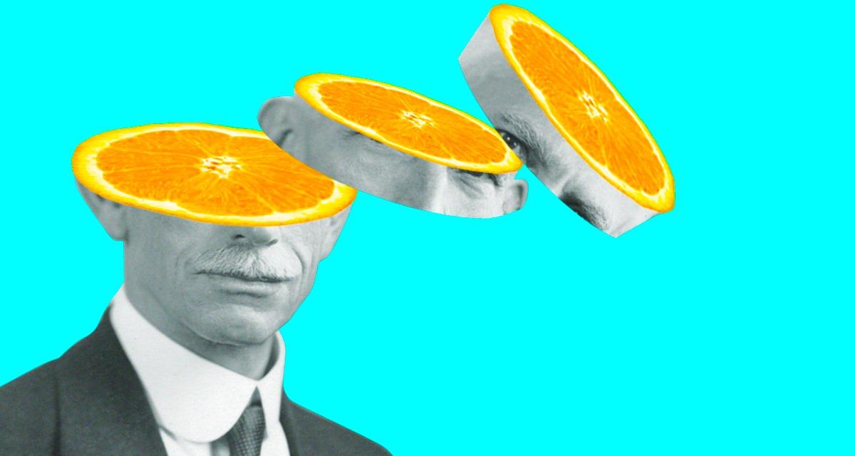Sobre laranjas e patentes