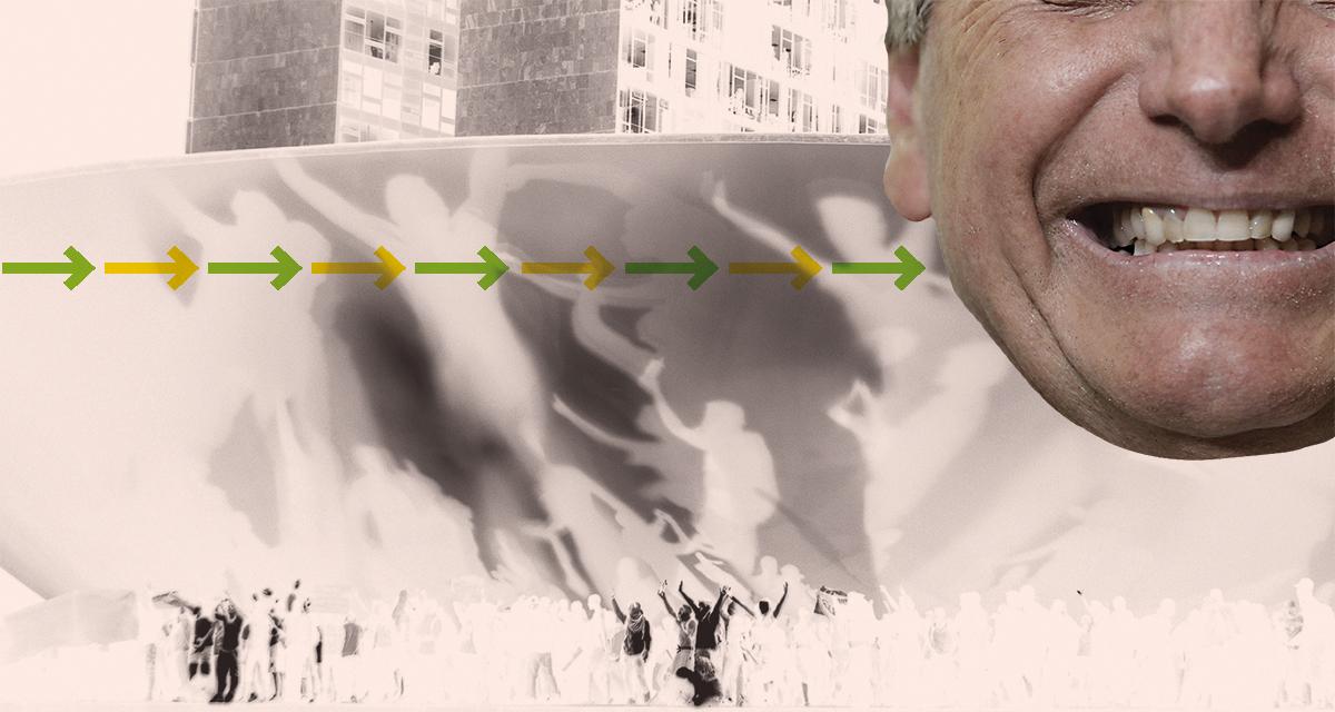 A política brasileira explicada pelo irrealismo