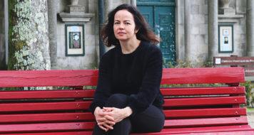 Adriana Negreiros, autora de biografia sobre Maria Bonita (Foto Lira Neto)