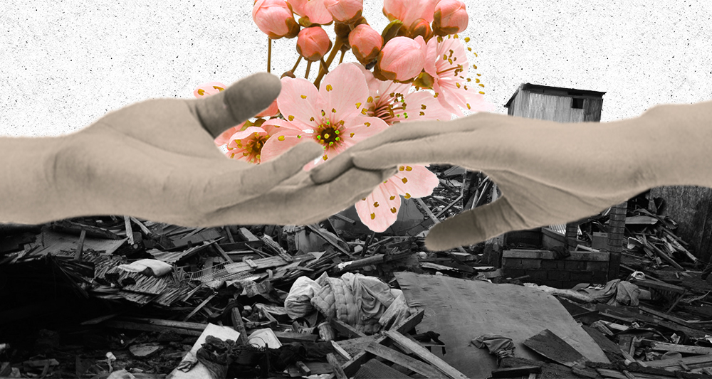 A catástrofe e sua superação