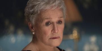 Glenn Close no papel de Joan Castleman em A esposa, de Björn Runge
