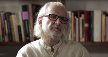 O crítico literário e professor Alcir Pécora (Reprodução)