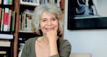 A poeta e letrista Alice Ruiz (Foto Christian Tragni)