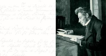 Kierkegaard, de Luplau Jansen, 1902 (Arte Revista Cult)
