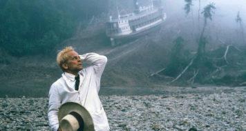 Klaus Kinski em Fitzcarraldo, de Werner Herzog, 1982 (Divulgação)