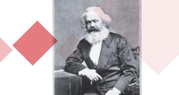 Karl Marx (Arte Revista Cult / Creative Commons)