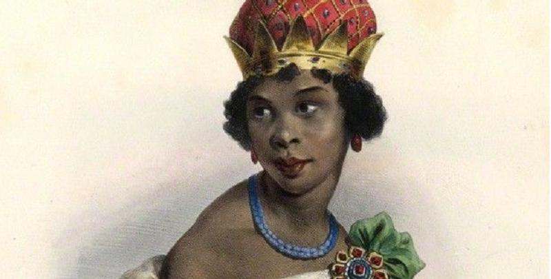 jinga-de-angola Achille Devéria