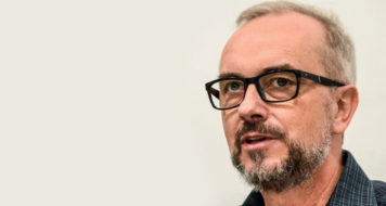 O jornalista Eduardo Reina (Foto Paulo César Rocha)