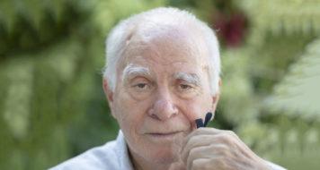 O escritor Ignácio de Loyola Brandão, membro da Academia Brasileira de Letras (Foto PC Pereira)