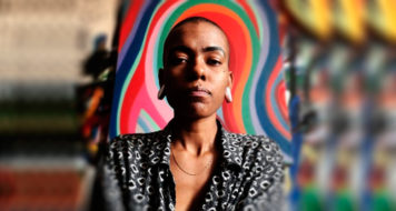 """""""A experiência de se relacionar com pessoas brancas se resume em não saber se ela vai te assumir"""" Denise Lima, 25 anos (Foto Gabriel Rao)"""