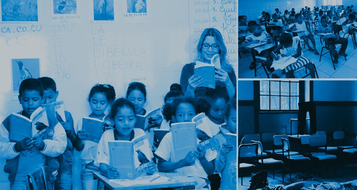 A educação deveria ser o fim da humanidade
