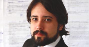 O escritor Felipe Franco Munhoz (Foto Maria Helena Franco)