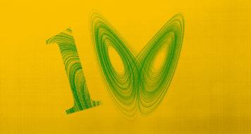 Teoria do caos, 100 dias (Arte Andreia Freire / Revista CULT)