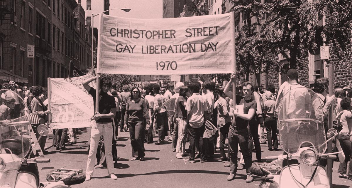 O mito fundador de Stonewall