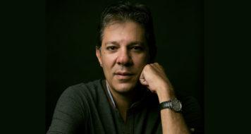 Fernando Haddad (Foto Marcus Steinmeyer)