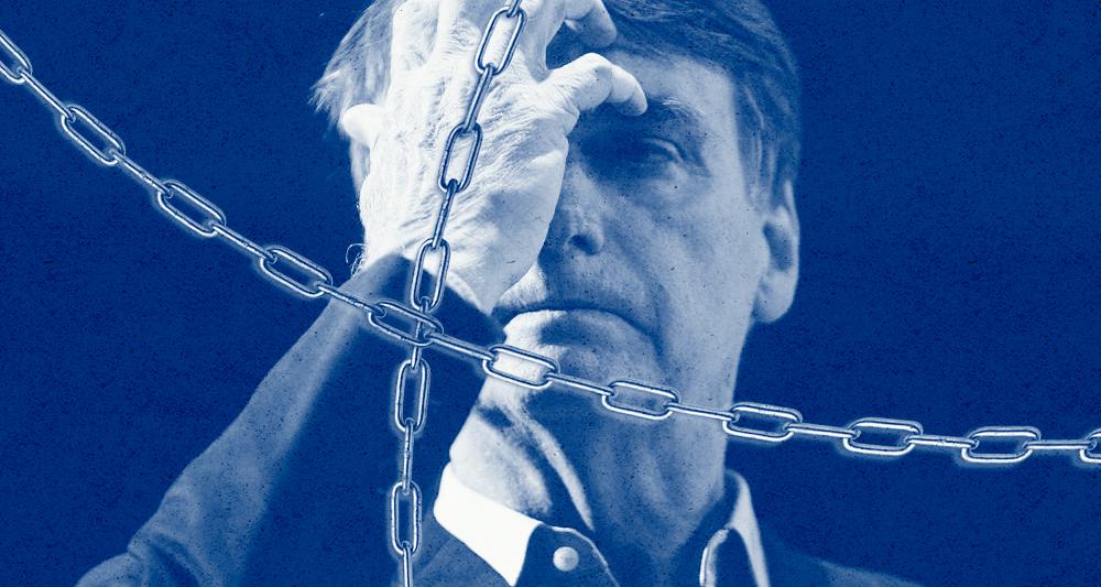 """Bolsonaro e a volta do script das """"forças terríveis levantam-se contra mim"""""""