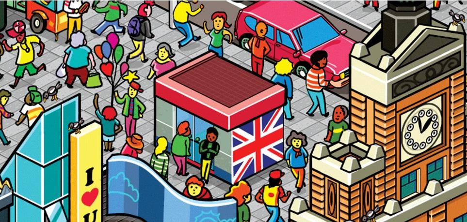 Pequeno (e respeitável) público do Cultura Inglesa Festival