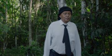 Cena do filme 'Ex-Pajé', de Luiz Bolognesi
