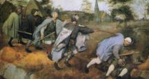 A Parábola dos Cegos, 1568