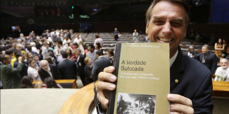 Bolsonaro, Ustra e a naturalização da barbárie