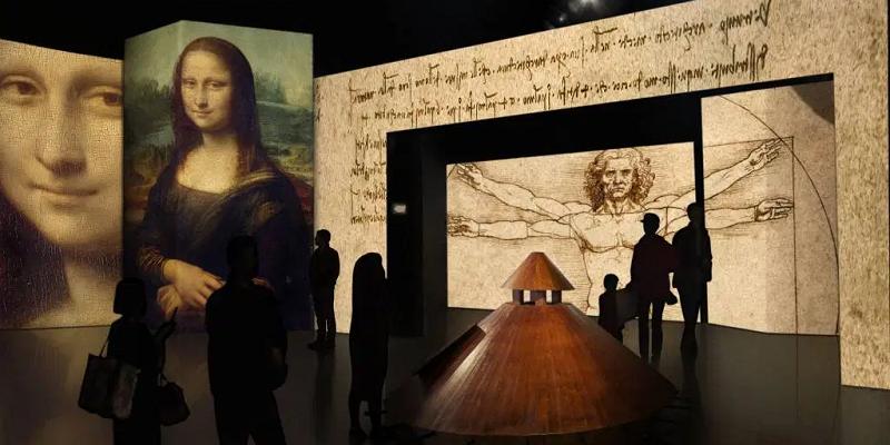 Megaexposição sobre Leonardo da Vinci abre em SP; veja mais dicas