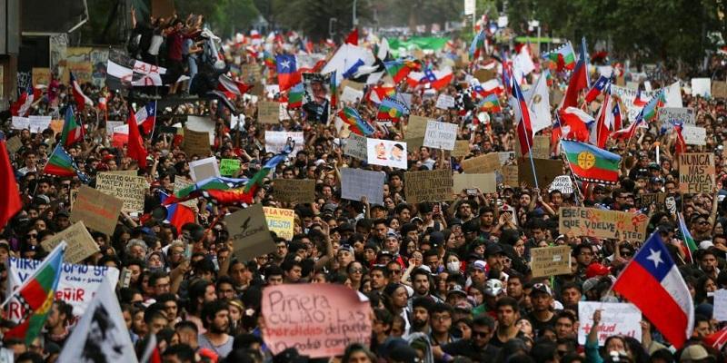 Depois da revolta: o Chile em chamas
